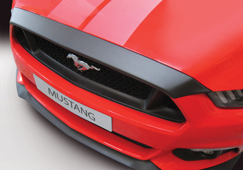FBP100 - MUSTANG 1.2015> FRONT BONNET PROTECTOR